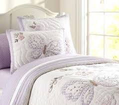 Kids Twin Quilts – co-nnect.me & ... Pottery Barn Kids Gabrielle Butterfly Twin Quilt New Lavender Purple  Girl Flower Ebay Quilts For Sale ... Adamdwight.com