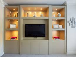 decorating ledges living room alcove ideas wooden shelving units