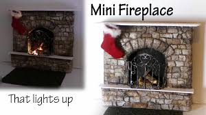 Fireplace DIY U2013 How To Make A Portable Mini FireplaceMini Fireplace