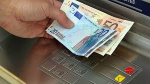 Αποτέλεσμα εικόνας για καταθεση σε τραπεζικο λογαριασμο