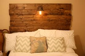 Decorating Wood Headboards With Cushions