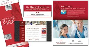 Healthcare Brochure Cool Marketing PR Digital Social Healthcare Biomedical Caliber