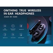 XIAOMI 1MORE Omthing <b>TWS</b> Earphone True <b>Wireless</b> In-ear ...