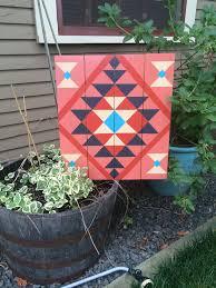 Quilt Patterns Southwest Designs Southwest Native Design Barn Quilt Painted Barn Quilts