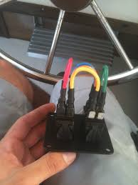 carling trim tab switch install help the hull truth boating are the port and stbd up and down but where do i connect the power on this switch i just gotta figure out what wire is for what tab and the direction