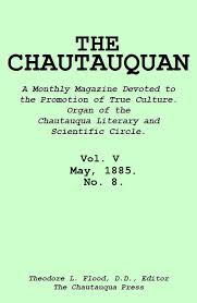 The Project Gutenberg Ebook Of The Chautauquan Vol V May