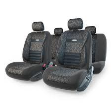 <b>Чехлы на сиденья</b> Autoprofi Comfort combo велюр/<b>жаккард</b> ...