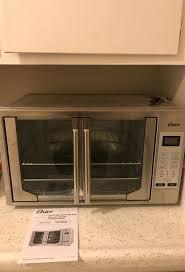 oster french door countertop oven
