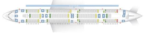 Secc Seating Chart Emirates Fleet Airbus A380 800 Details And Pictures