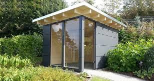 Gartenhaus Holz Flachdach. gartenhaus holz flachdach modern ...