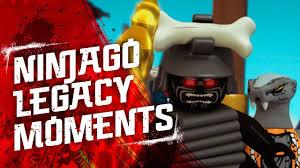NINJAGO Legacy Moment – LEGO NINJAGO – Epic Action Moments to Remember -  YouTube