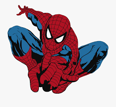 Spiderman Template Spiderman Clipart Template Png Spiderman Logo Vector