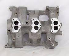 ford 292 parts accessories ford fenton tri power 3 triple deuce intake 239 259 272 292 312 y block