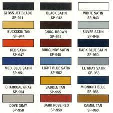 Duplicolor Vinyl And Fabric Paint Color Chart Auto Carpet Dupli Color Auto Carpet Dye