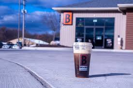 The biggby name comes out of the business logo in letter b. Biggby Coffee On 14 Mile Opens On Monday