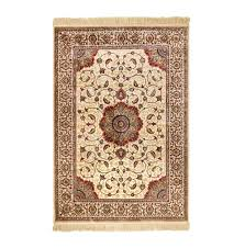 kashmir traditional rug cream red 22830 rugs