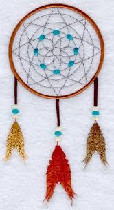 How To Make Authentic Dream Catchers Machine Embroidery Designs at Embroidery Library Embroidery Library 15