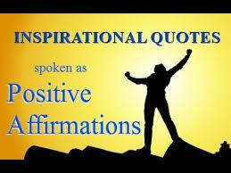 Positive Affirmations Quotes Best INSPIRING QUOTES Spoken As Positive Affirmations Joseph Clough