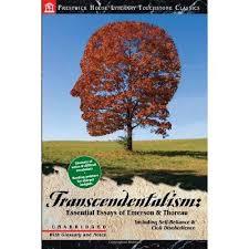transcendentalism essential essays of emerson thoreau by ralph transcendentalism essential essays of emerson thoreau by ralph waldo emerson