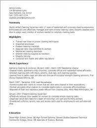 Housekeeping Supervisor Resume Template Adorable Download Free Housekeeping Supervisor Resume Template Www