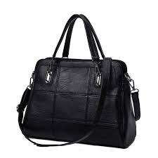 <b>Ygdb</b> Brand <b>Women</b> Handbag <b>Leather</b> Vintage Solid Ladies Tote ...