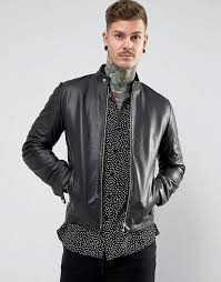 asos leather jackets start from 150