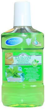 <b>Donfeel Бальзам</b> для полости рта <b>профилактика заболеваний</b> ...