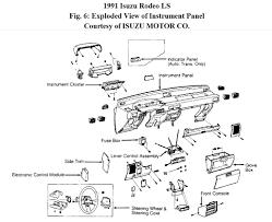 1991 Isuzu Trooper Fuse Box Diagram Morgan Isuzu Truck Box Wiring Diagram