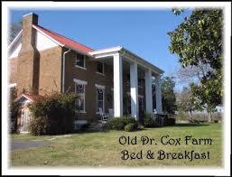 Old Dr Cox Farm B & B