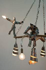 chandelier mayhem wine bot barrel ring and wine barrel stave hanging light