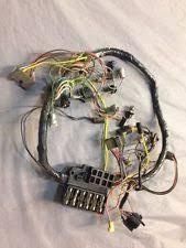 el camino wiring harness 1958 59 el camino impala belair biscayne under dash wiring harness fusebox