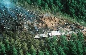 日航 機 墜落 事故 陰謀