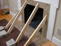 Fireplace Refacing Cost Reface A Fireplace With Stone Veneer How Tos Diy