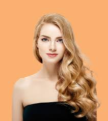 how to dye reddish hair blonde