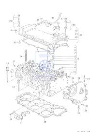 socket head bolt for the cylinder head of the vr6 engine main image for 00 021103384f