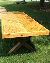 how to build a picnic table with built in cooler diy separate benches