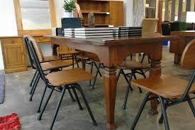 vintage teak furniture. Journey East: 1950s Vintage Teak Wood Table Furniture