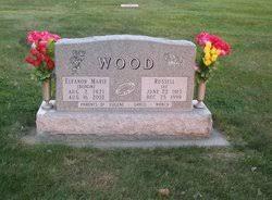 Eleanore Marie Bergin Wood (1921-2002) - Find A Grave Memorial