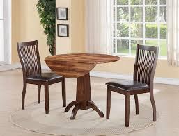 Drop Leaf Round Dining Table Drop Leaf Round Dining Table And Chairs Benefits Of A Drop Leaf