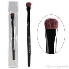 brand professional sombra escovas elf studio single sombra de olhos negra maquiagem escova kits