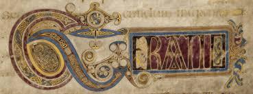 book of kells detail 4