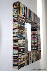 diy mirror frame. Simple Mirror Top 10 DIY Mirror Frames With Diy Frame