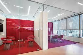 office meeting room design. Interior:Unique Meeting Room Design With Glass Screen And Red Walls Also Unique Chairs Some Office