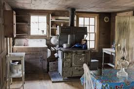 Cabin Kitchens Extraordinary Small Cabin Kitchen Design Ideas Small Cabin Kitchen