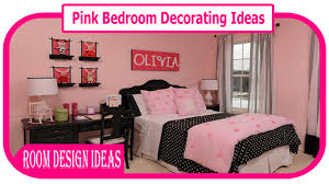 Pink And Brown Bedroom Pink Bedroom Decorating Ideas Pink And Brown Bedroom Decorations