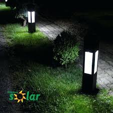 Solar Globe Lights OxyLED Crystal Glass LED LightSolar Stake Solar Lights For Garden Bq