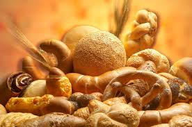 Baking Bread Rolls Bagels Spikes Hd Wallpaper