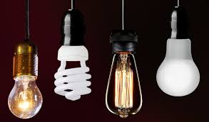 What Are The Kinds Of Light Light Bulbs Various Kinds Of Light Bulbs Seen Over Time