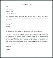 Lease Termination Notice Letter 7 Day Eviction Notice Template