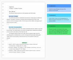 Sample Analytical Report Apa Format Meetpaulryan